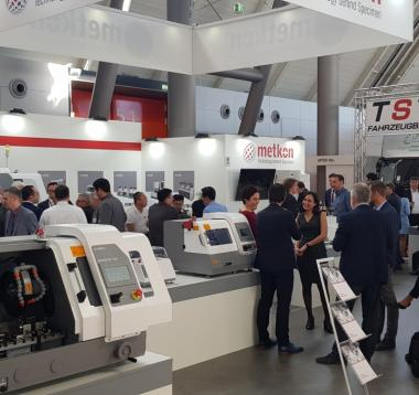 Thank you for visiting us at Control 2018